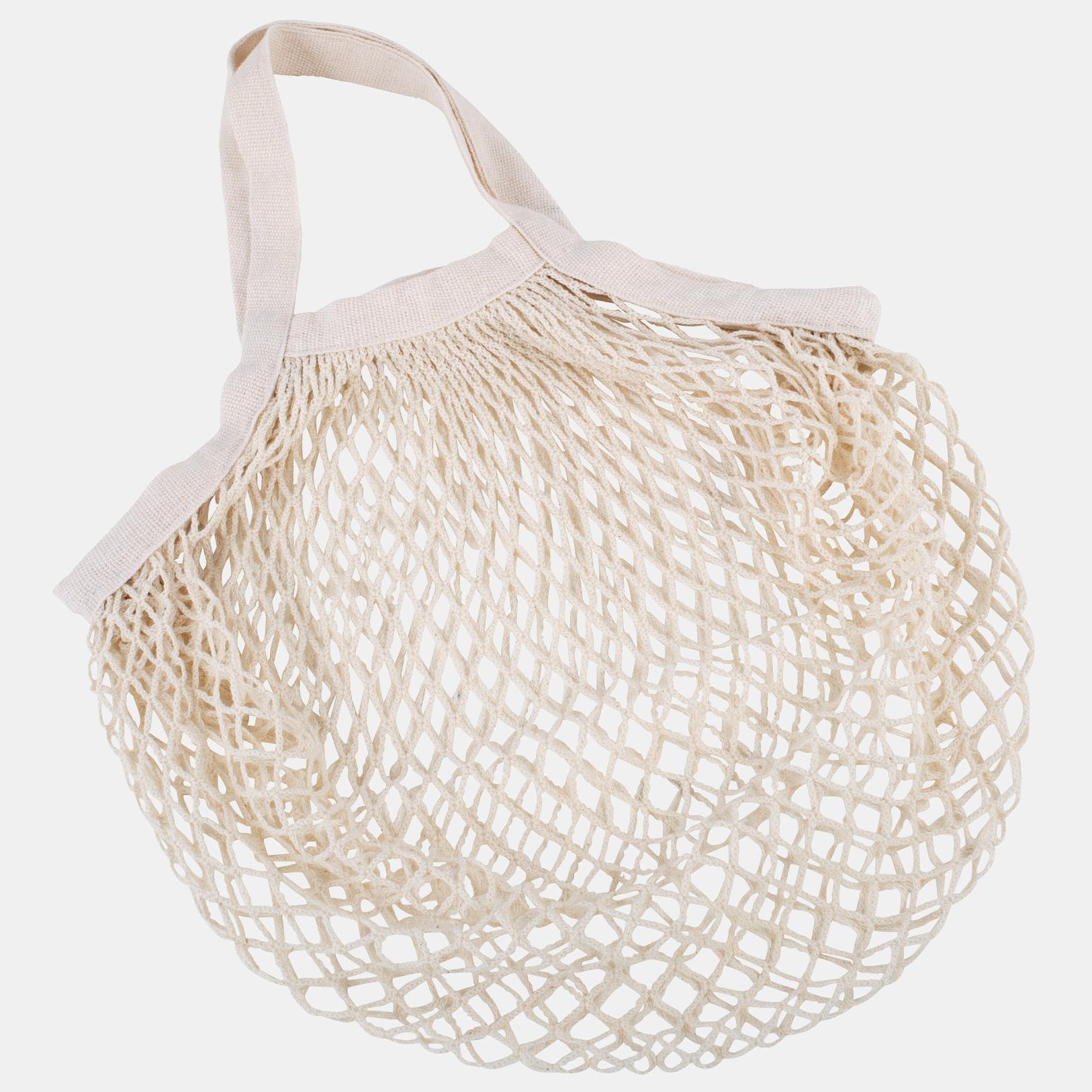 Plasa mini din bumbac 100% pentru cumparaturi, la piata, la mare, la plimbare. Inlocuieste plasele si pungile din plastic. 100% biodegradabila. Sustenabila, eco.
