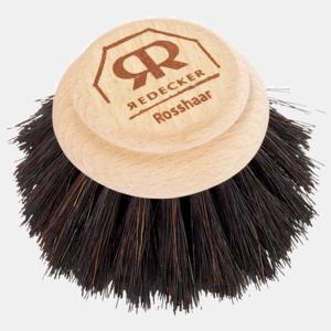 Rezervă pentru peria ecologică cu mâner pentru spălat vase, fibră moale.