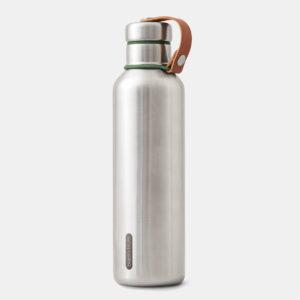 Sticla termos cu perete dublu pentru apă, ceai, cafea, din inox, anti scurgere. Pentru scoala, munte, mare, birou, munte, picnic.